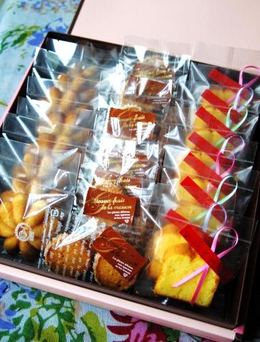 SweetsCloverの贈り菓子